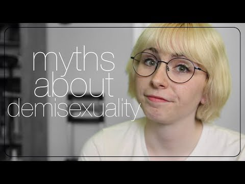 Demisexuality Myths Busted || Christi Kerr