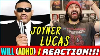 Joyner Lucas - Will (ADHD) | REACTION!!! by The Reel Rejects