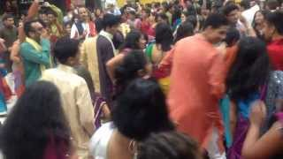 Pickering (ON) Canada  City new picture : Garba 2013 at Devi Mandir Pickering ON CANADA