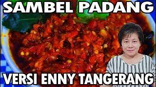 Video Resep : Sambel Padang Simple Versi Enny Tangerang MP3, 3GP, MP4, WEBM, AVI, FLV Maret 2019