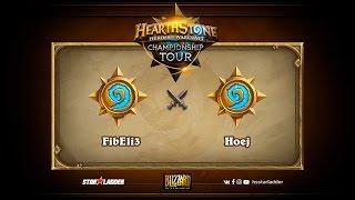 Fibeli3 vs hoej, game 1