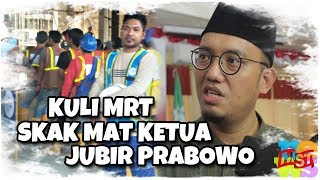 Video Memalukan!!! Nyebar Hoaks, Koordinator Juru Bicara Prabowo-Sandi Diskak Kuli MRT! MP3, 3GP, MP4, WEBM, AVI, FLV Februari 2019