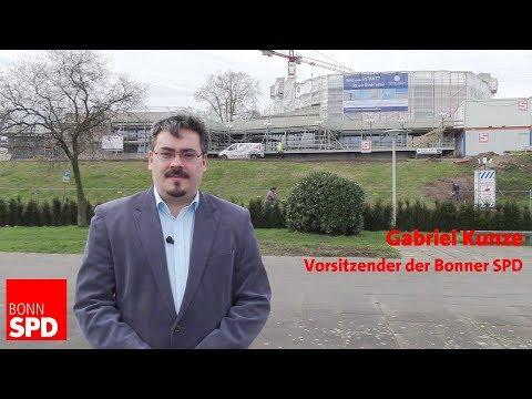 Gabriel Kunze: Fass ohne Boden – Baustopp bei der Beethovenhalle