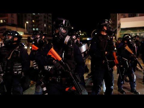 Χονγκ Κονγκ: Μπαράζ συλλήψεων