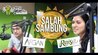 Video SALAHSAMBUNG Afgan x Raisa (Extended Version) MP3, 3GP, MP4, WEBM, AVI, FLV Januari 2019