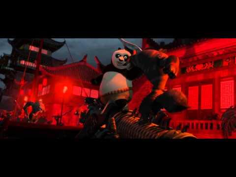 Tai Lung VS Furious Five Fighting Cutscene - Thời lượng: 4 phút và 25 giây.