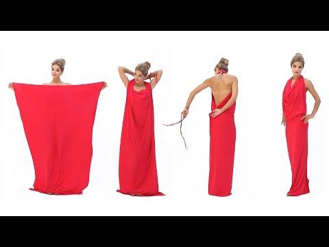Сшить платье с открытой спиной своими руками