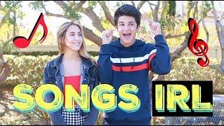 Video SONGS IN REAL LIFE 3! | Brent Rivera MP3, 3GP, MP4, WEBM, AVI, FLV Juli 2018
