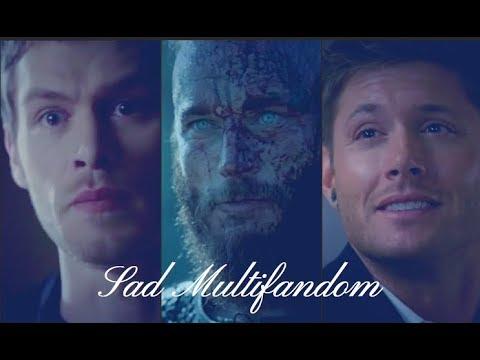 """You hurt me brother"" I Sad Multifandom"