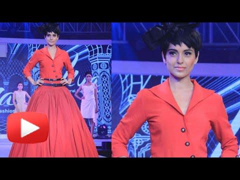 Kangana Ranaut Poses In Red HOT Dress | Fresh !
