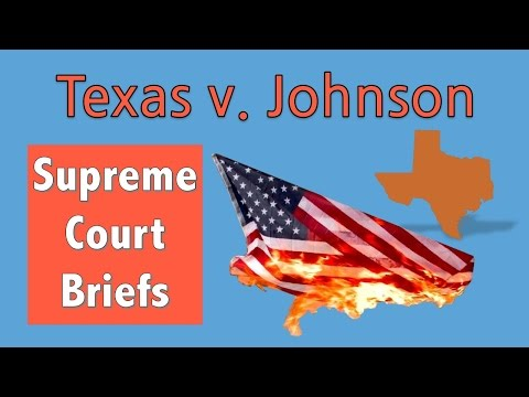 Can You Burn An American Flag? | Texas V. Johnson