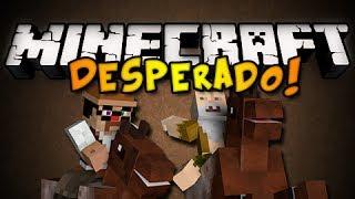 Minecraft: Desperado - THE FUNNIEST COWBOYS w/ Generikb Part 1 (HD)