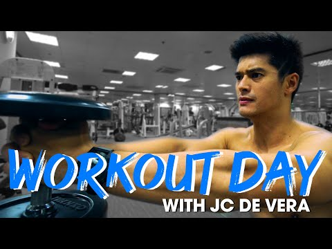 Full body Calorie burning workout. HIIT. | Workout Day with JC de Vera