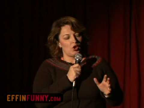 Jackie Kashian Effinfunny Stand Up - My Dad the Dick