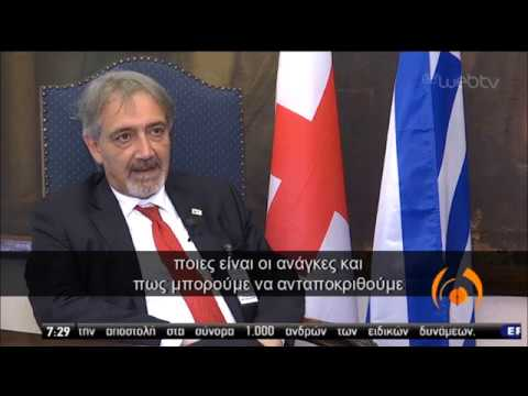 Αποκλειστική συνέντευξη του Φ. Ρόκα στην ΕΡΤ | 06/02/2020 | ΕΡΤ