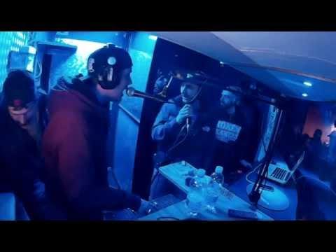 Cypher Welcome2TheJungle Danno, AlienDee, CannasUomo, Gast, Mouri (видео)