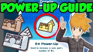 How Good Are 5 Star Power Up Cards In Pokemon Masters? How To Get FREE Power Up In Pokemon Masters by Verlisify
