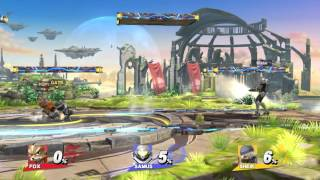 Smash 4 Stage Humping Demonstration