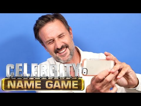 How About A Selfie? – Celebrity Name Game
