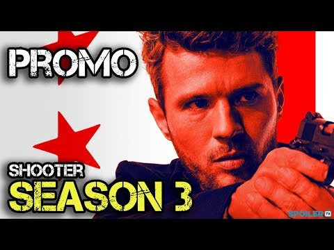 Shooter Season 3 Promo