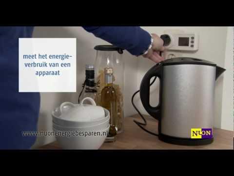 Energie besparen bij apparaten in de keuken