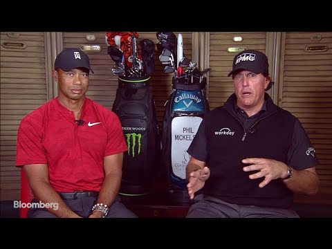Tiger Woods and Phil Mickelson …