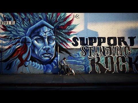 ΗΠΑ: Οι Σιού αντιστέκονται στον αγωγό