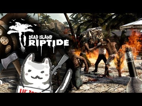 Dead Island Riptide: Funny Guide for Zombie Killin' [VIDEO]