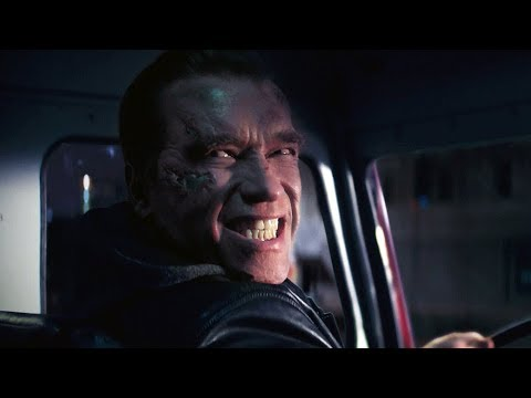 The most crap scene | Terminator Genisys