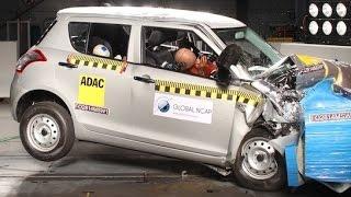 Maruti Suzuki Swift - Indian Crash Test