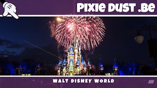 Happily Ever After Fireworks FULL Show at Magic Kingdom   Walt Disney World 2017