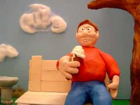 claymation (видео)