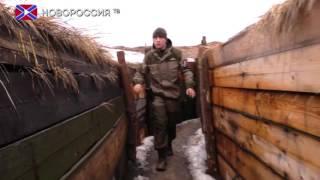 Солдаты ДНР получили письма-поздравления от школьников