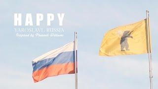 Yaroslavl Russia  City new picture : Happy in Yaroslavl, Russia