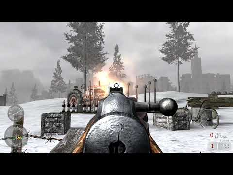 Серия call of duty united offensive tim 1 серия