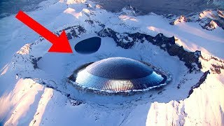 Video Most MYSTERIOUS Discoveries Made In Antarctica! MP3, 3GP, MP4, WEBM, AVI, FLV Maret 2019
