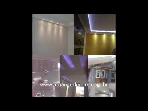Atuance Drywall Curitiba – Divisórias em Drywall, Forros, Sancas de Iluminação em LED