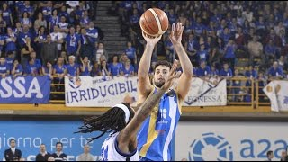 Capo d'Orlando Italy  city photos gallery : Bruno Fitipaldo 33 pts and 10 asts in Capo D'Orlando @Brescia