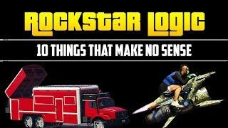 ROCKSTAR LOGIC (The Oppressor Mk2 & The Terrorbyte)