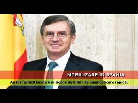 Mobilizare în Spania