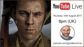 (LIVE REPLAY) Photoshop to Make Portraits POP, Use Textures for Dirt and more... - Glyn Dewis