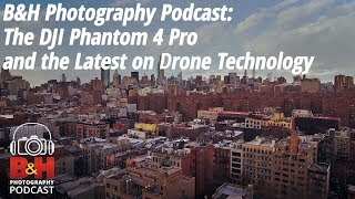 The B&H Photography Podcast team was invited to a special event hosted by DJI and the B&H Marketing team to introduce ...