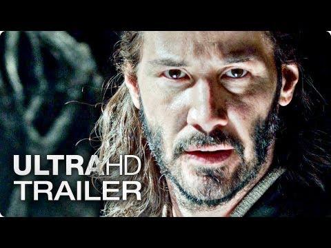 47 RONIN Offizieller Trailer Deutsch German   2014 Keanu Reeves [Ultra-HD / 4K]