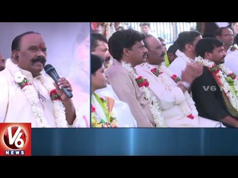 Telangana-Jagruthi-Organize-Deeksha-Divas-Near-Indira-Park-Hyderabad-V6-News