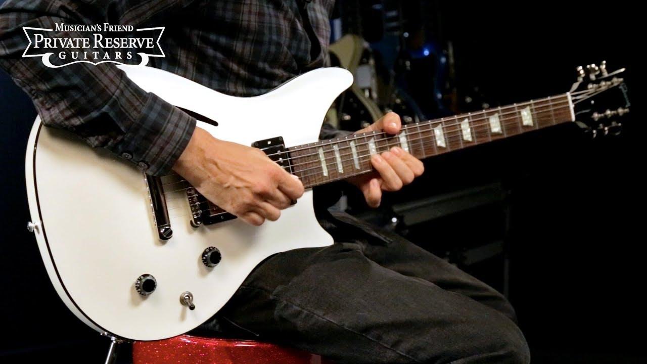 Gibson Custom Limited Run Semi-Hollow Modern Double Cut Standard Electric Guitar