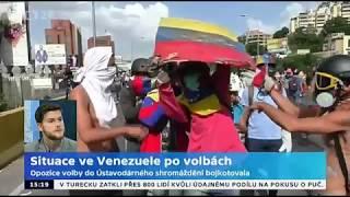 Situace ve Venezuele po volbách