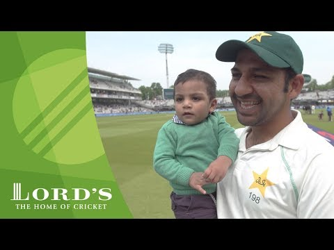 """Sarfraz Ahmed: """"Proud to win a Test at the Home of Cricket""""  