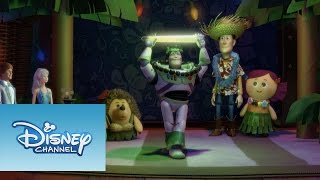 Toy Story Toons: Vacaciones en Hawai
