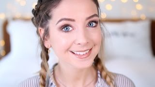 Video My Everyday Makeup Routine | Zoella MP3, 3GP, MP4, WEBM, AVI, FLV April 2018