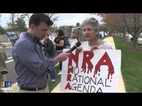 What - What Triggers a Protest of the NRA?